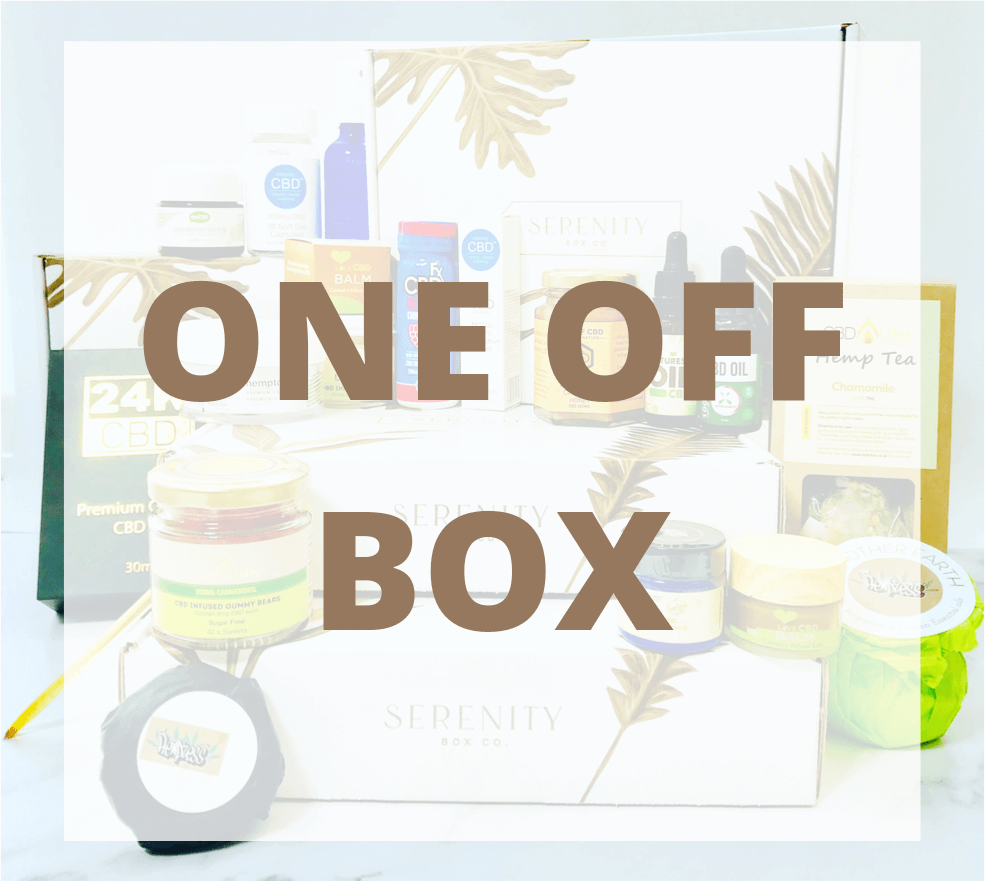 Monthly CBD Oil Subscription Box