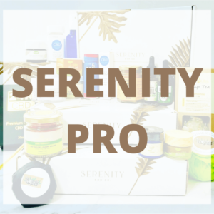Serenity Pro | CBD Oil and CBD Products | Serenity Box Co | Serenity Pro - 6 Months Prepay | Serenity Pro - 3 Months Prepay
