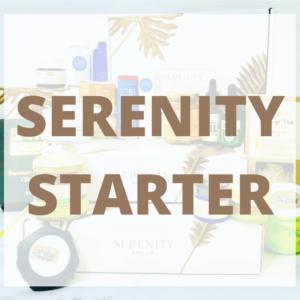 Serenity Starter | Serenity Starter - Monthly | Serenity Starter - 3 Months Prepay | Serenity Starter - 6 Months Prepay | Serenity Starter - 12 Months Prepay - Serenity Box Co